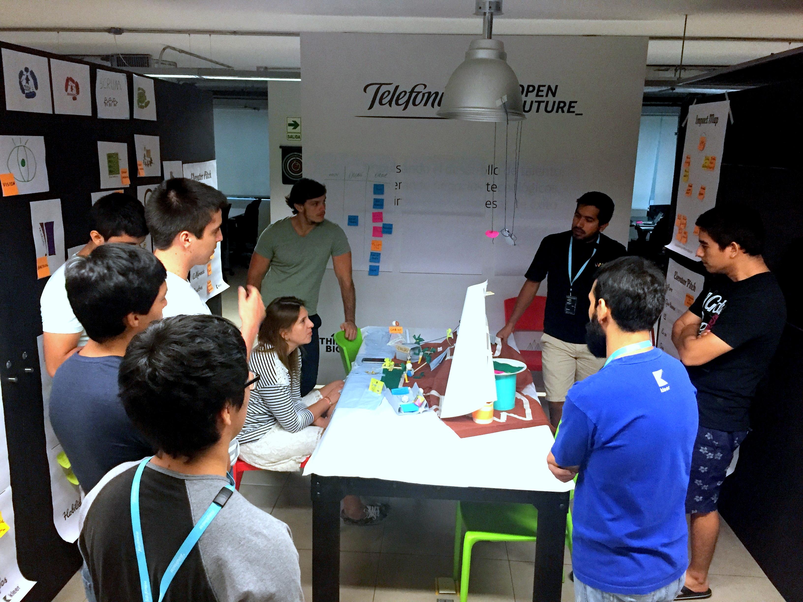 Perú Open Future lanza convocatoria de proyectos tecnológicos con impacto social