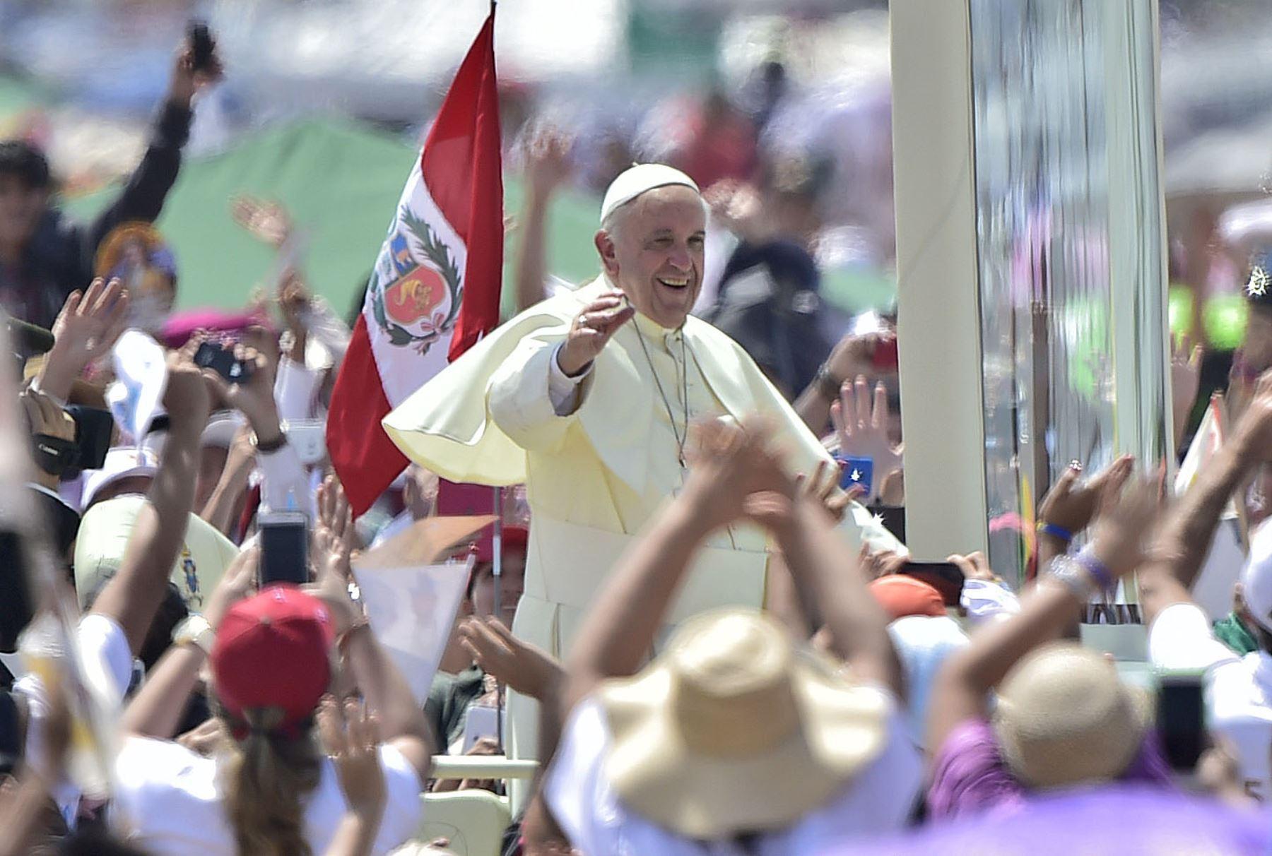 Visita del Papa Francisco: Mincetur calcula 216,000 visitantes en Trujillo