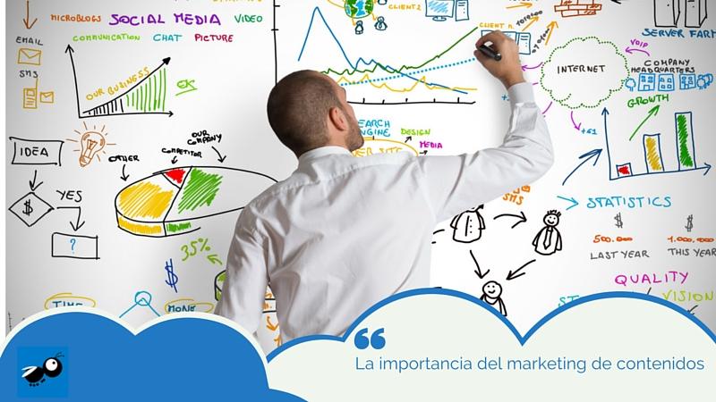 Marketing de contenidos, herramienta clave para el PR