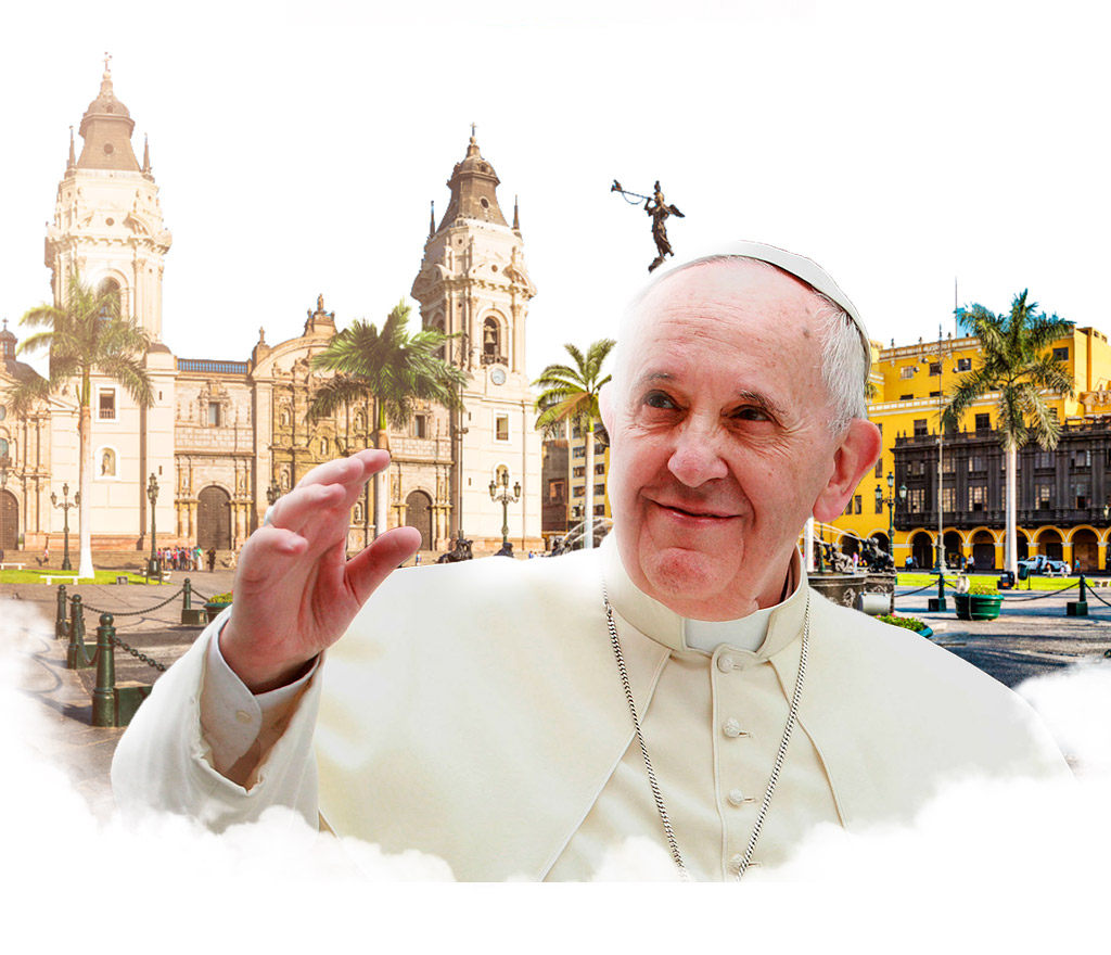 Papa Francisco en Perú: ¿se congestionará la red de Movistar?