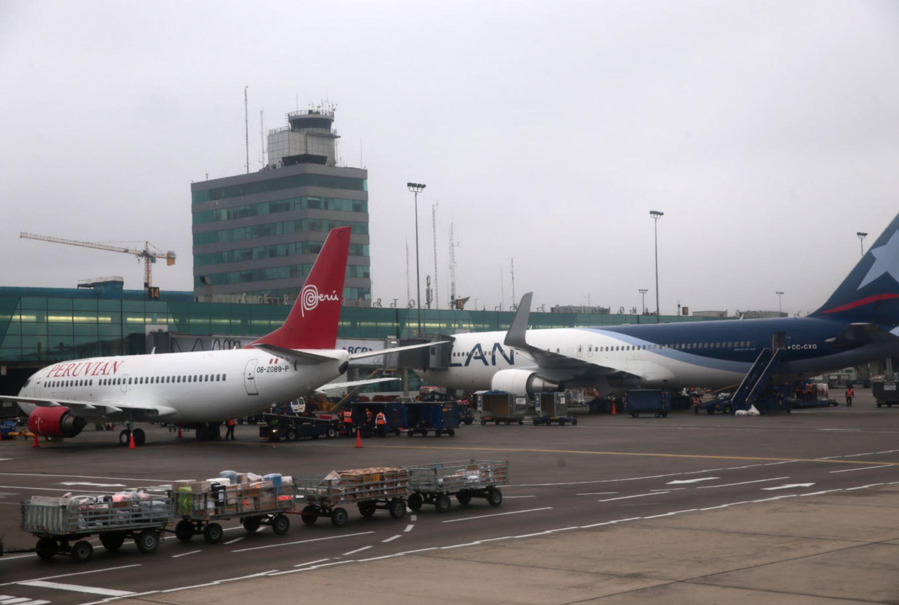 Estas son las aerolíneas con más sanciones en Indecopi
