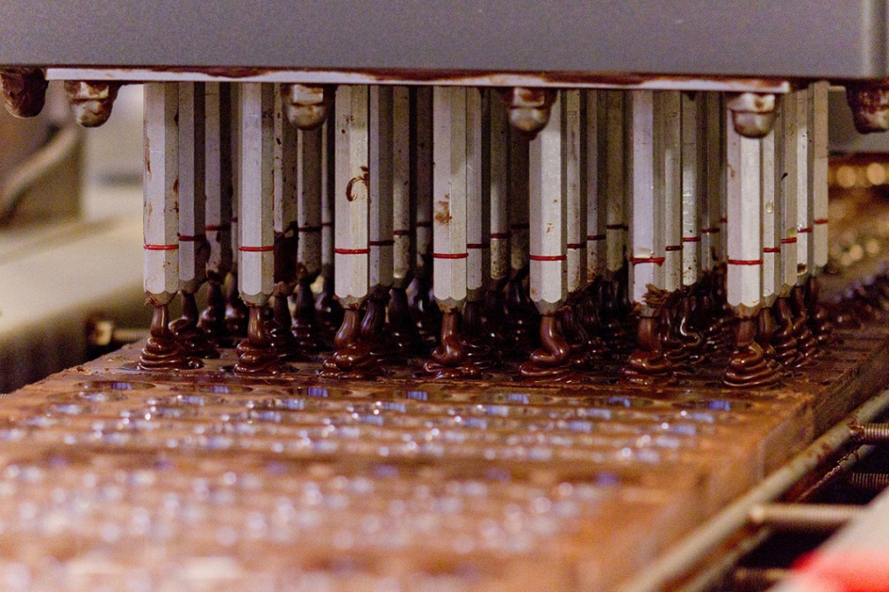 Produce quiere impulsar elaboración de chocolates con más contenido de cacao