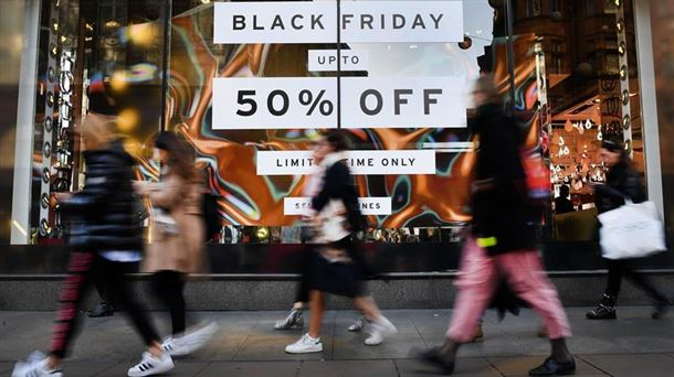 Estas son las fechas del Black Friday y el Cyber Monday 2018