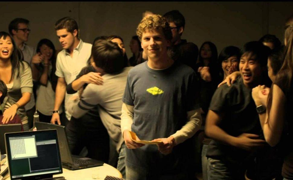 Película para emprendedores: La Red Social (The Social Network)