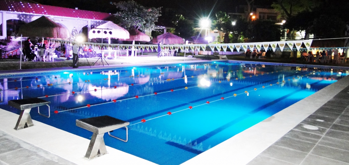 Piura: Country Club reinaugura piscinas