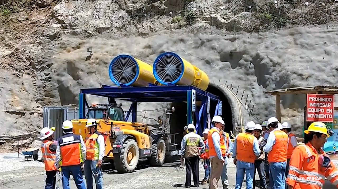 Proyecto Alto Piura: Contraloría detectó perjuicio económico de más S/. 77 millones en la construcción de la presa y el tunel