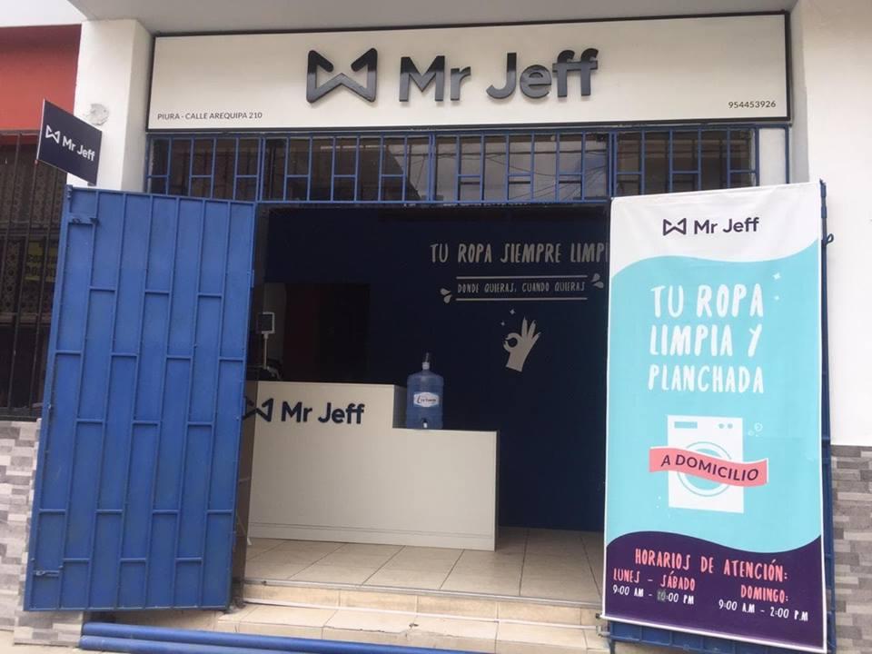 La empresa de lavandería Mr Jeff llega a Piura